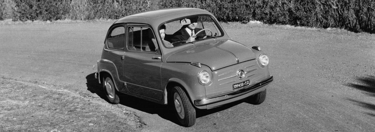 Fiat 600 Exhibition