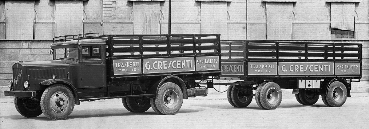 Fiat Trucks Exhibition